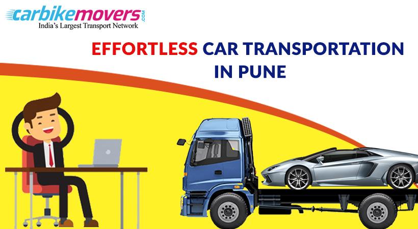 Car Transport in Pune Helping Effortless Shifting