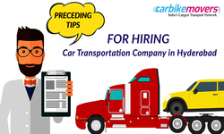 The Step-by-Step Guide For Secure and Safe Car Shifting in Hyderabad