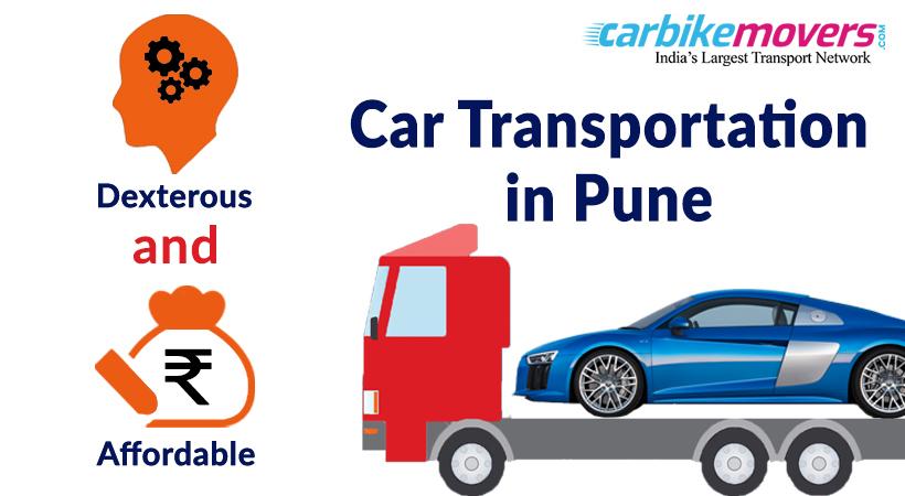 Proficient Car Transportation Company in Pune