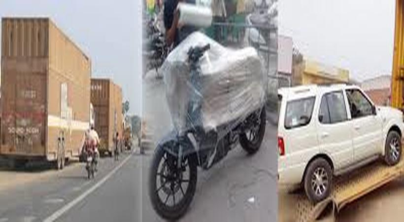 Tips to Relocate Car and Bike Together in India