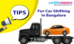 Do and Do not While Car Shifting in Bangalore
