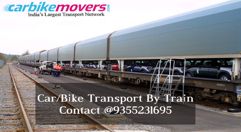 Damage-Free Car Transport by Train in India