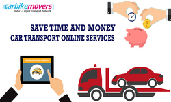 Best Steps to Follow While Selecting Car Transport Services in Gurgaon Online