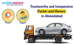 Hire Trusted & Reliable Car Transport in Ahmedabad in 3 easy steps