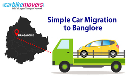 How to Facilitate Easy and Hassle Free Car Transfer to Bangalore