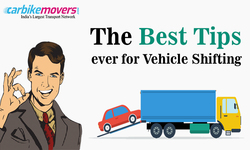 Time Saving Tips for Vehicle Shifting in Delhi