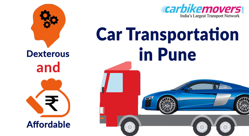 Proficient Car Transportation Company in Pune