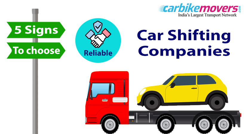 5 Signs Of Professional Car Shifting Companies In Bangalore