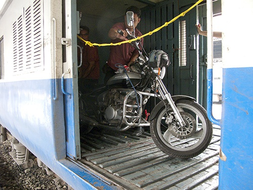 5 Things you Need to Know about Bike Parcel by Train in India