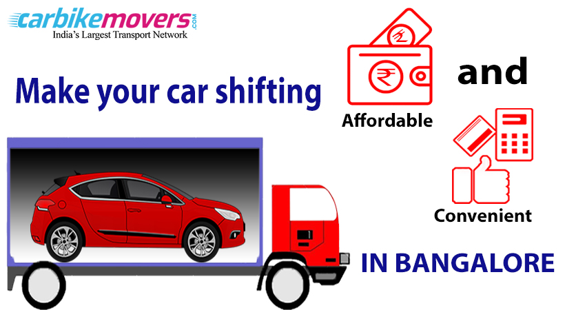 How to easily Car Transport in Bangalore with affordable Price?