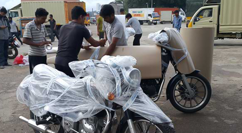 Tips for Choosing Bike Transport Companies in Delhi