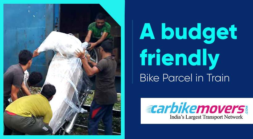 Railway Bike Parcel-A Budget-Friendly Move