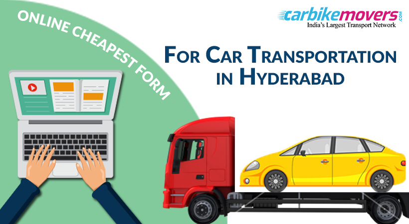What is the Cheapest Form of Car Transportation in Hyderabad ?