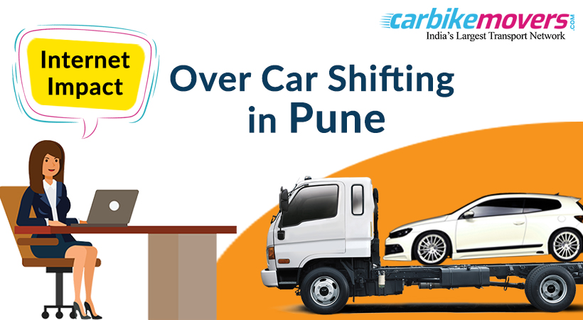 Internet Impact on  Car Shifting in Pune