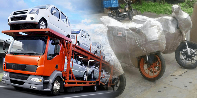 What are the Top 5 Car & Bike Transport Company in Bangalore?